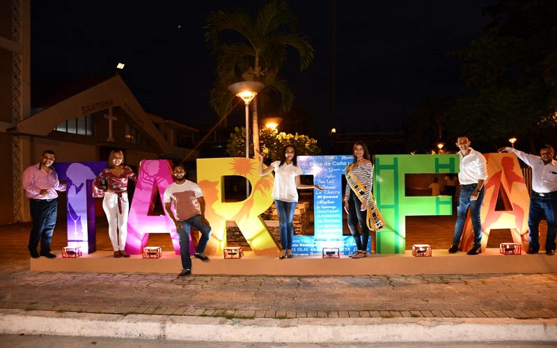 Photo of Tarifa inauguró sus letras «monumentales»
