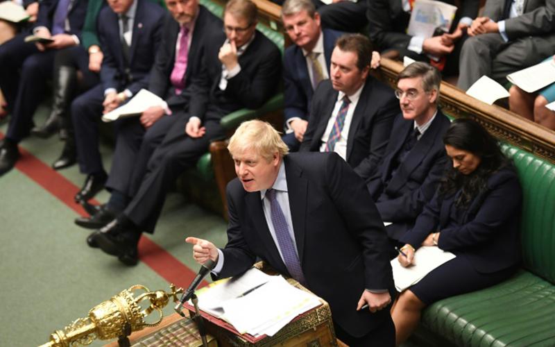 Photo of Londres rechaza las reglas de la UE y amenaza con abandonar la negociación posbrexit