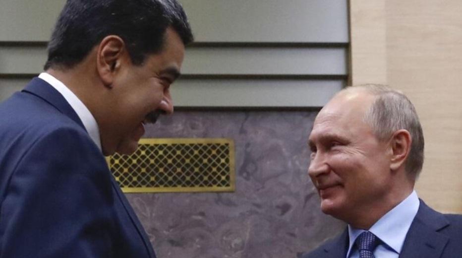 Photo of EEUU prepara sanciones para frenar el apoyo económico de Rusia al régimen de Maduro