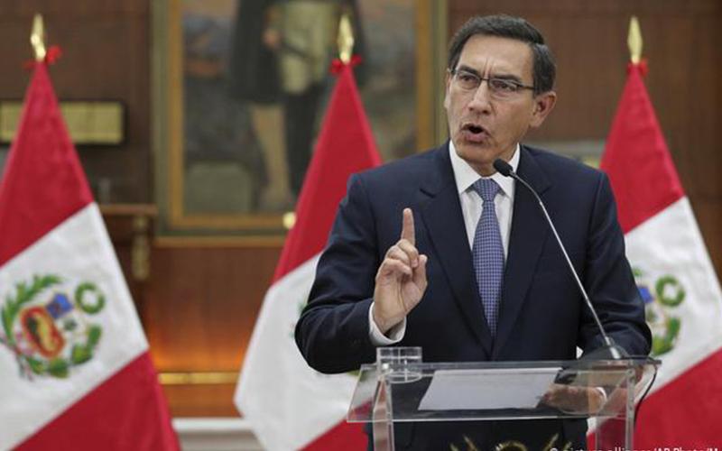 Photo of Retiran en Perú a cuatro ministros en medio de crisis por Odebrecht