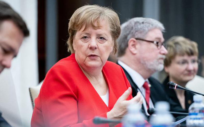 Photo of Merkel: la alianza regional con la extrema derecha es «imperdonable»