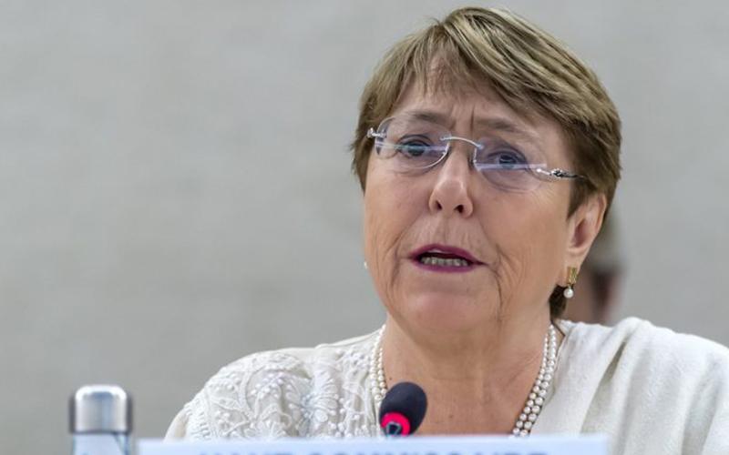 Photo of Bolivia califica de ataque las palabras de Bachelet sobre procesos a Morales