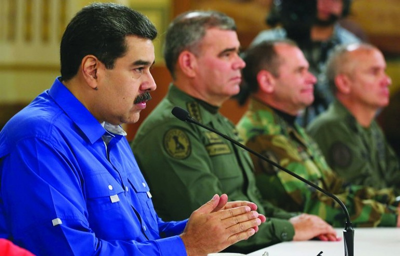 Photo of Maduro presiona para evitar que la ONU hable del Cartel de los Soles en Venezuela