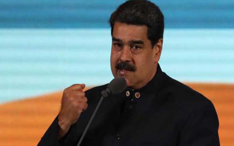 Photo of Maduro augura cárcel para Guaidó y alista defensa contra Brasil y Colombia
