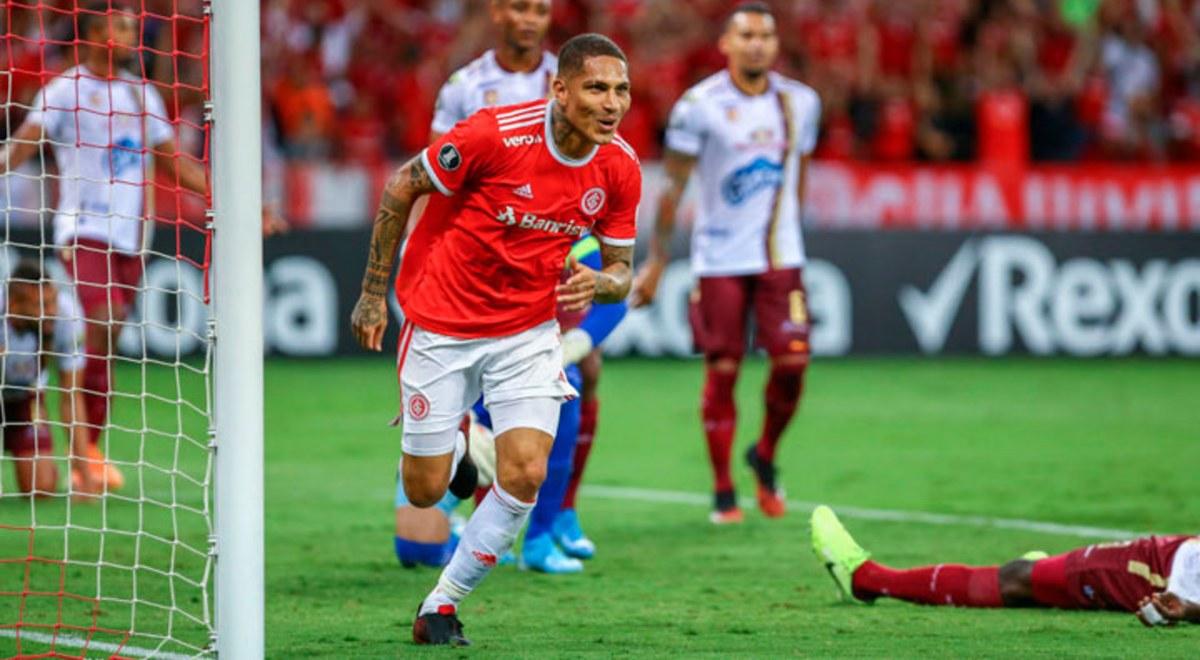 Photo of 1-0. La conexión D'Alessandro-Guerrero mete al Inter en la fase de grupos