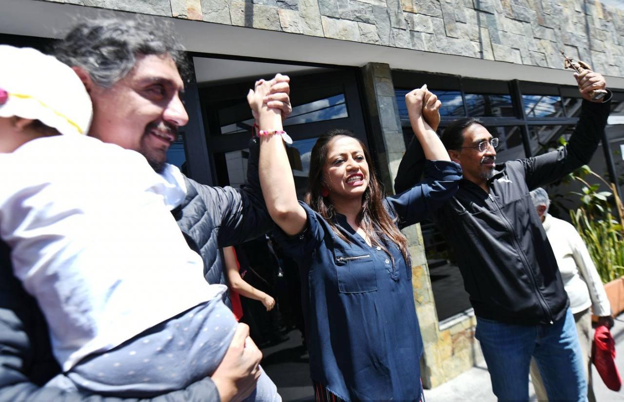 Photo of Expectativa por cierre de instrucción fiscal en caso que involucra a prefecta de Pichincha, Paola Pabón
