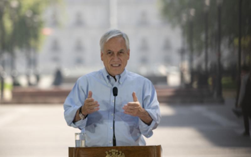 Photo of Piñera anuncia inversión 6.000 millones dólares para paliar sequía en Chile