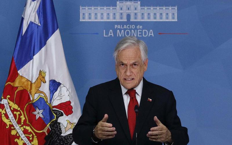 Photo of Sebastián Piñera promulga una reforma tributaria en Chile en medio del estallido social