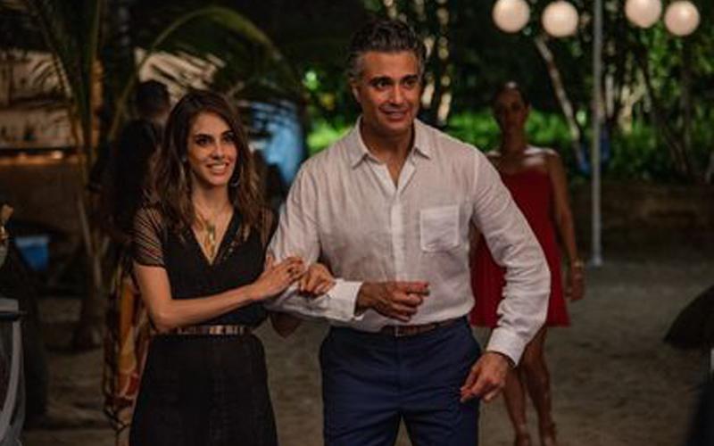 Photo of Jaime Camil y Sandra Echeverría: dos chiflados por el amor