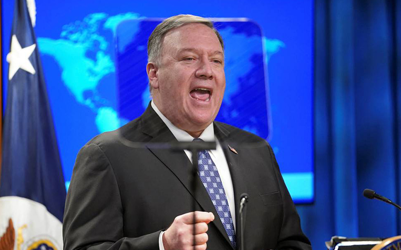 Photo of EE.UU. impone sanciones contra 13 entidades en Rusia, China, Irak y Turquía por supuestas violaciones de la ley nacional de no proliferación