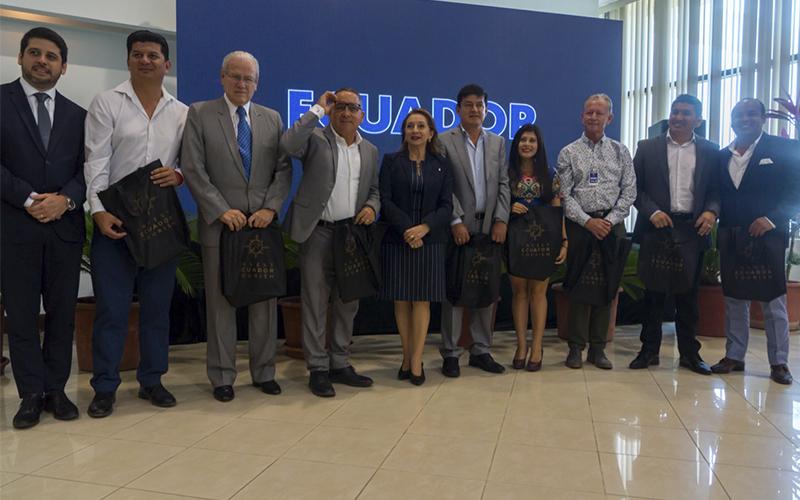 Photo of [AUDIOS Y VÍDEO] Ministerio de Turismo presentó el programa Viaja Ecuador