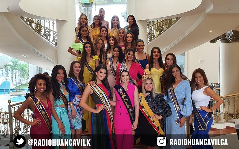 Photo of [AUDIOS] Arrancó el Miss Ecuador 2020