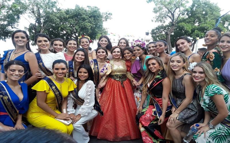 """Photo of Así vivió nuestra ciudad el VII desfile """"Guayaquil es mi destino en Carnaval"""""""