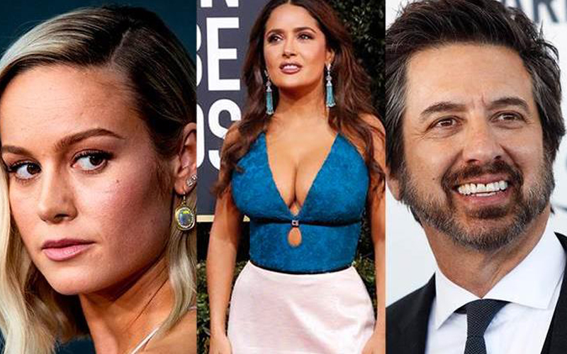 Photo of Salma Hayek, Brie Larson y Ray Romano también presentarán en los Óscar