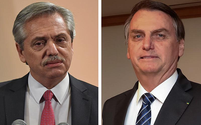 Photo of Bolsonaro propone un encuentro con Fernández el 1 de marzo en Montevideo