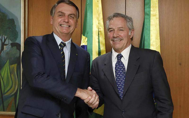Photo of Bolsonaro quiere una nueva fecha para la reunión con Fernández