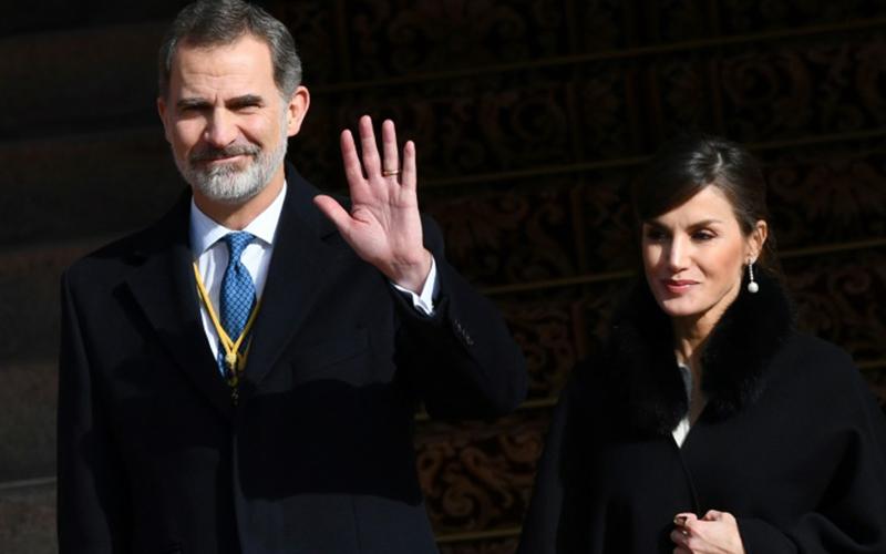 Photo of Trump recibirá al rey de España en la Casa Blanca el 21 de abril