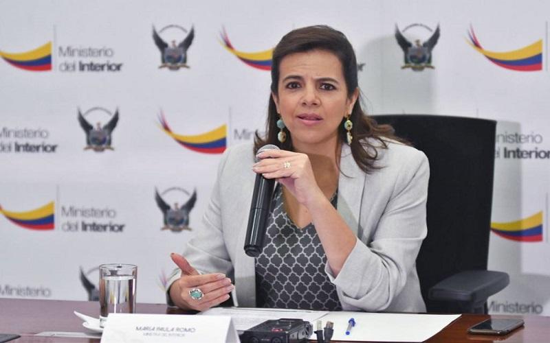 Photo of Un mes y el pedido de juicio político a María Paula Romo no pasa del CAL