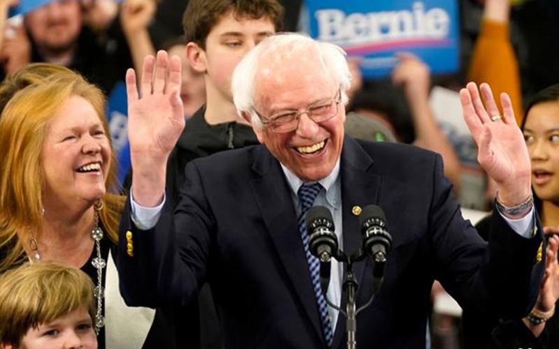 Photo of Sanders gana primarias demócratas en New Hampshire