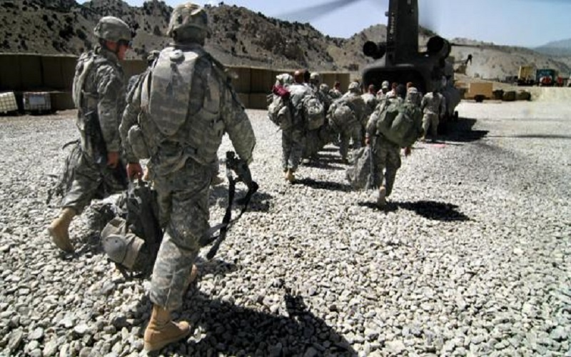 Photo of Dos soldados estadounidenses mueren en un ataque interno en Afganistán