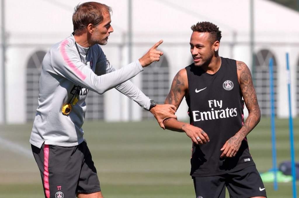 Photo of Tuchel no confirma a Neymar contra el Dortmund pero afirma que el riesgo baja