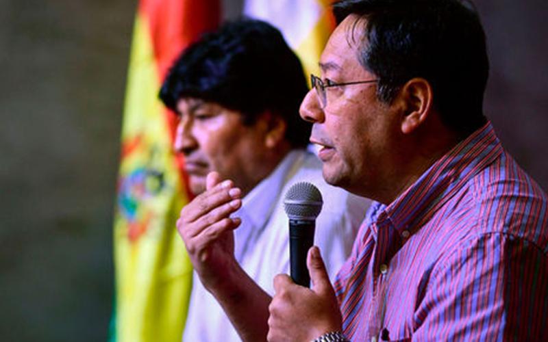 Photo of El TSE inhabilita a Morales, Cossío, Pary y Barrientos; da luz verde a Luis Arce