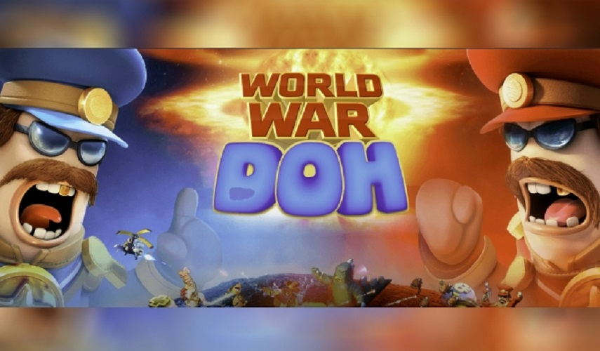 Photo of Más de 500.000 descargas del videojuego colombiano «World War Doh» en 2 horas