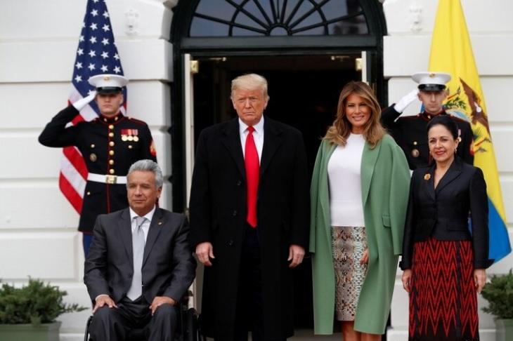 Photo of Lenin Moreno se reúne con Donald Trump en Estados Unidos para impulsar las relaciones comerciales