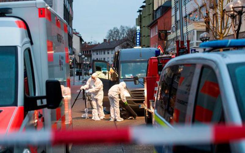 Photo of Tiroteos en Alemania: autoridades parten de trasfondo xenófobo