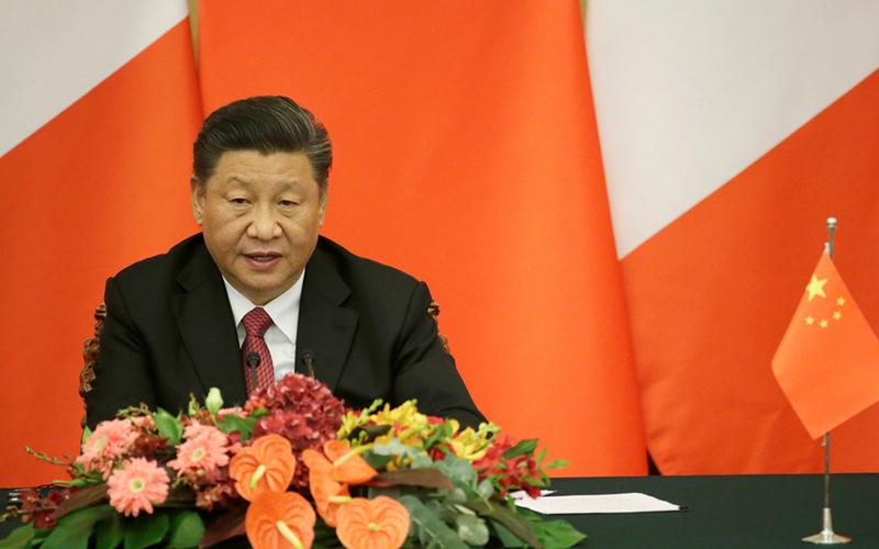 Photo of Xi Jinping afirma que el coronavirus es la crisis de salud pública más difícil de contener y más rápida propagación en la historia moderna de China