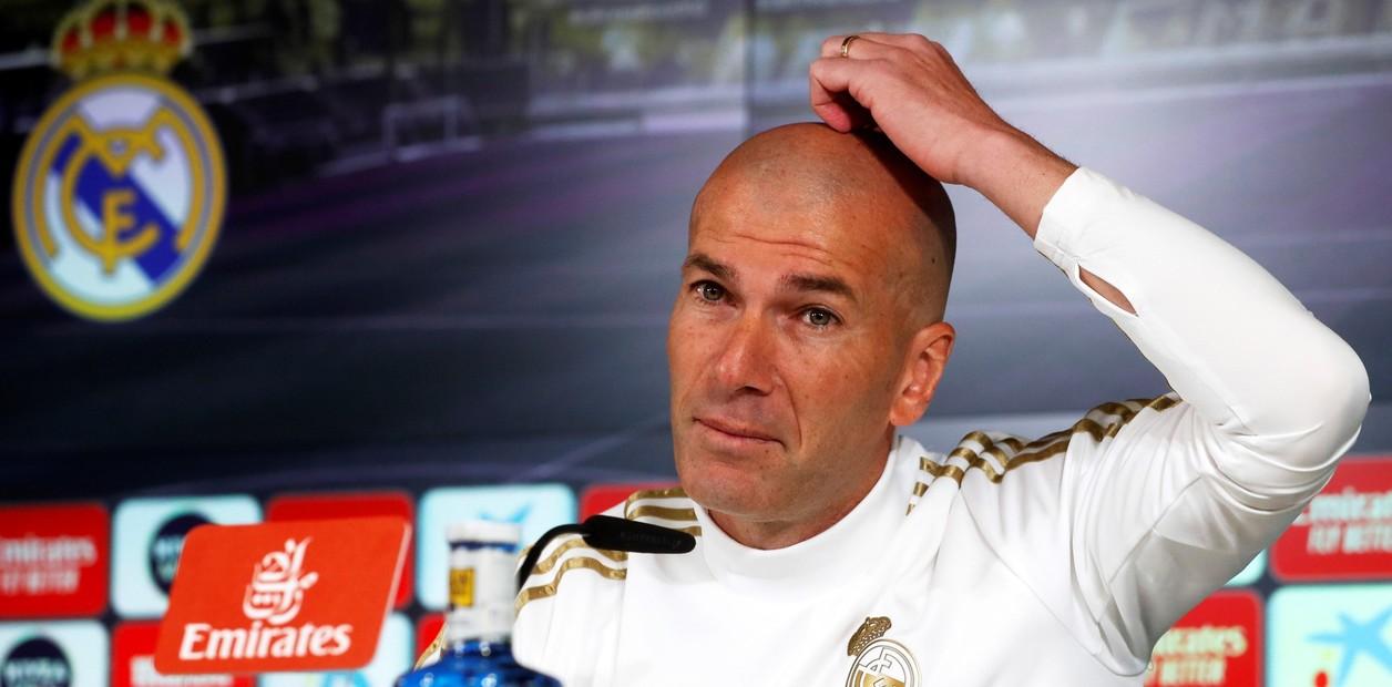 Photo of Zidane: «No pienso qué va a pasar si perdemos, no es mi filosofía»