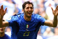 Photo of Materazzi subastó su camiseta de la final 2006, debido al coronavirus
