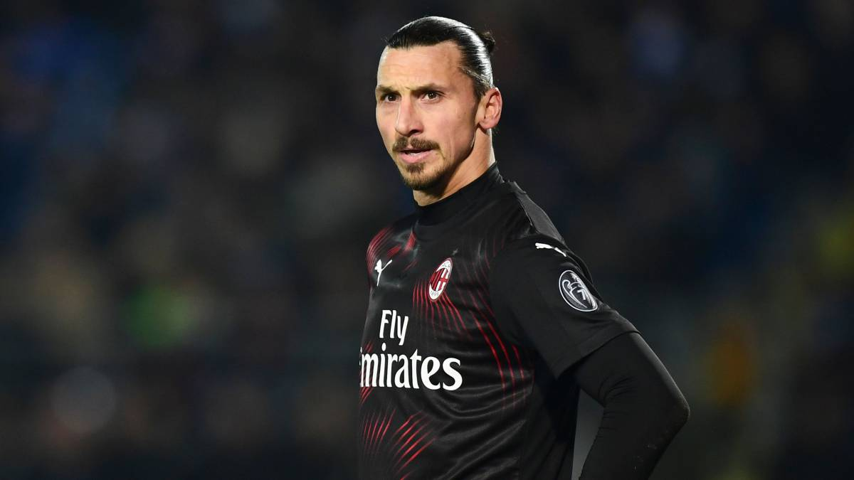 Photo of Ibrahimovic, en el centro de la crisis del Milan