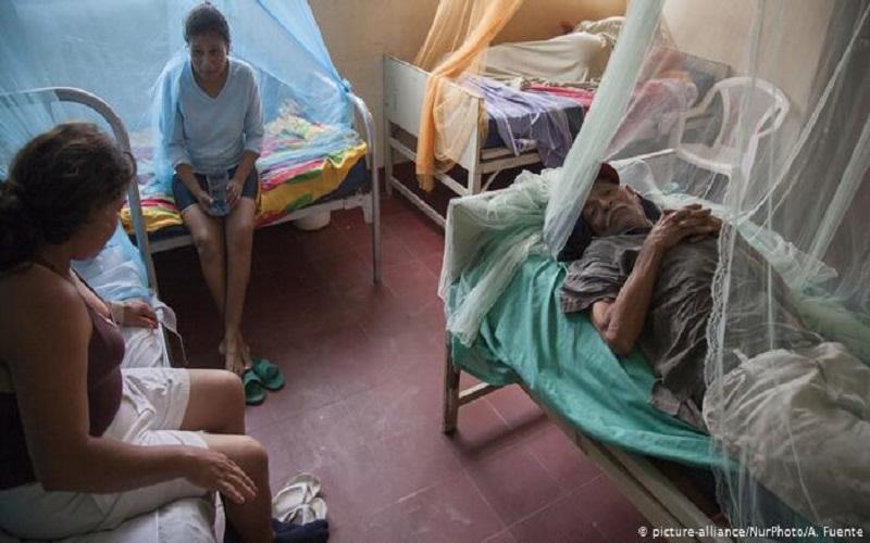 Photo of Nicaragua ante el coronavirus: «el escenario puede ser aterrador»