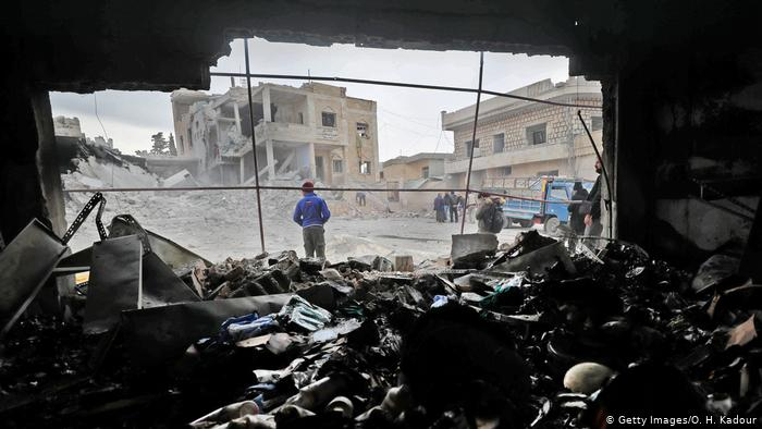 Photo of Más de 384.000 personas murieron en la guerra en Siria desde 2011, según ONG