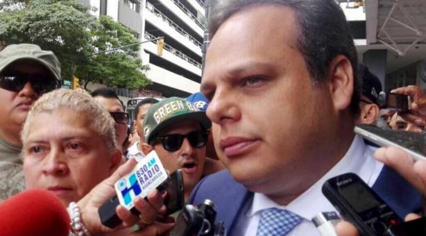 Photo of Andrés Roche: 'El diésel en el Ecuador no sirve, tiene mala calidad'