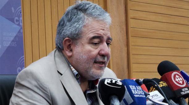 Photo of Francisco Rocha propone una moratoria de declaraciones de vocales del CNE