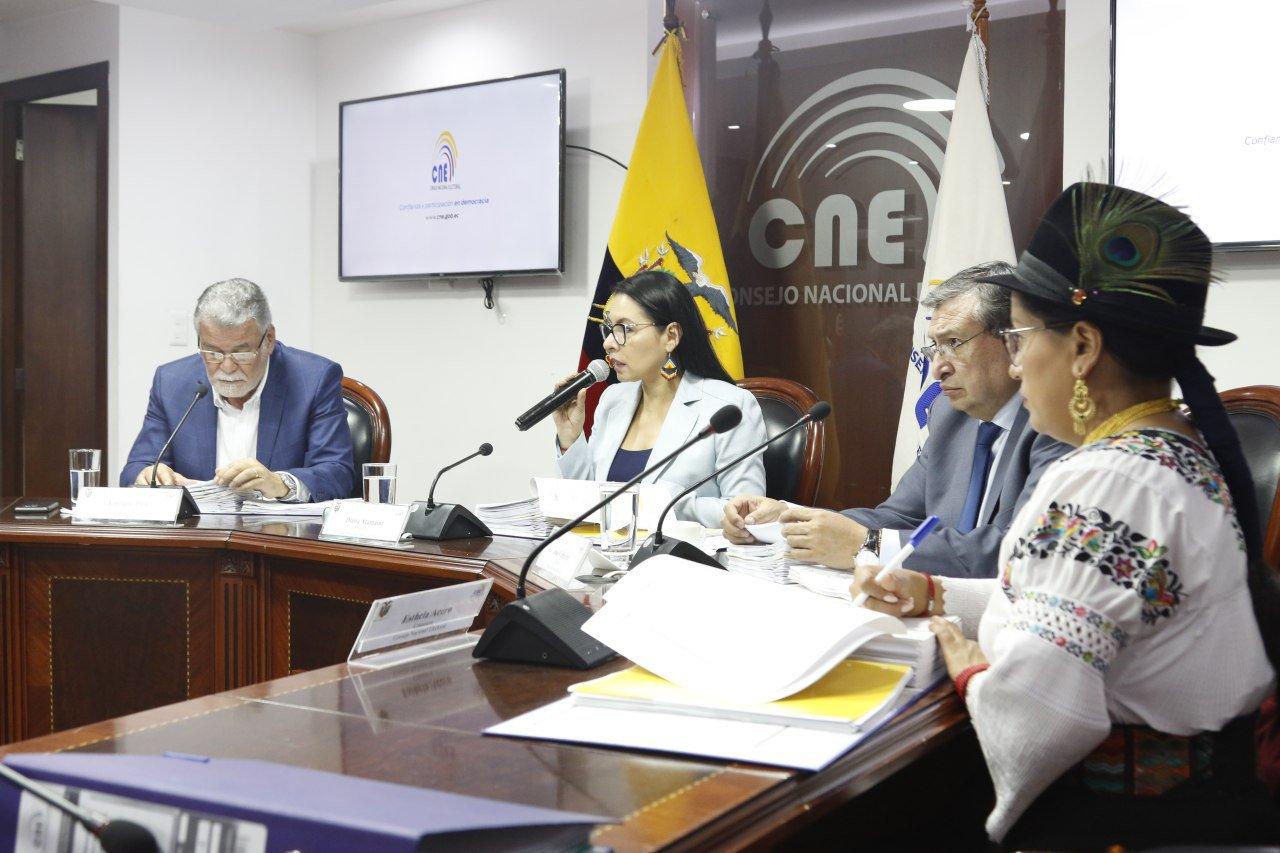 Photo of Pleno del CNE aprueba proyecto para analizar la situación económica con miras a las elecciones 2021