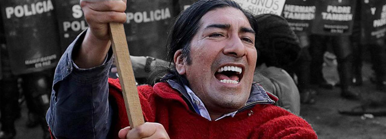 Photo of Yaku Pérez atribuye el brote del coronavirus a la explotación minera y petrolera