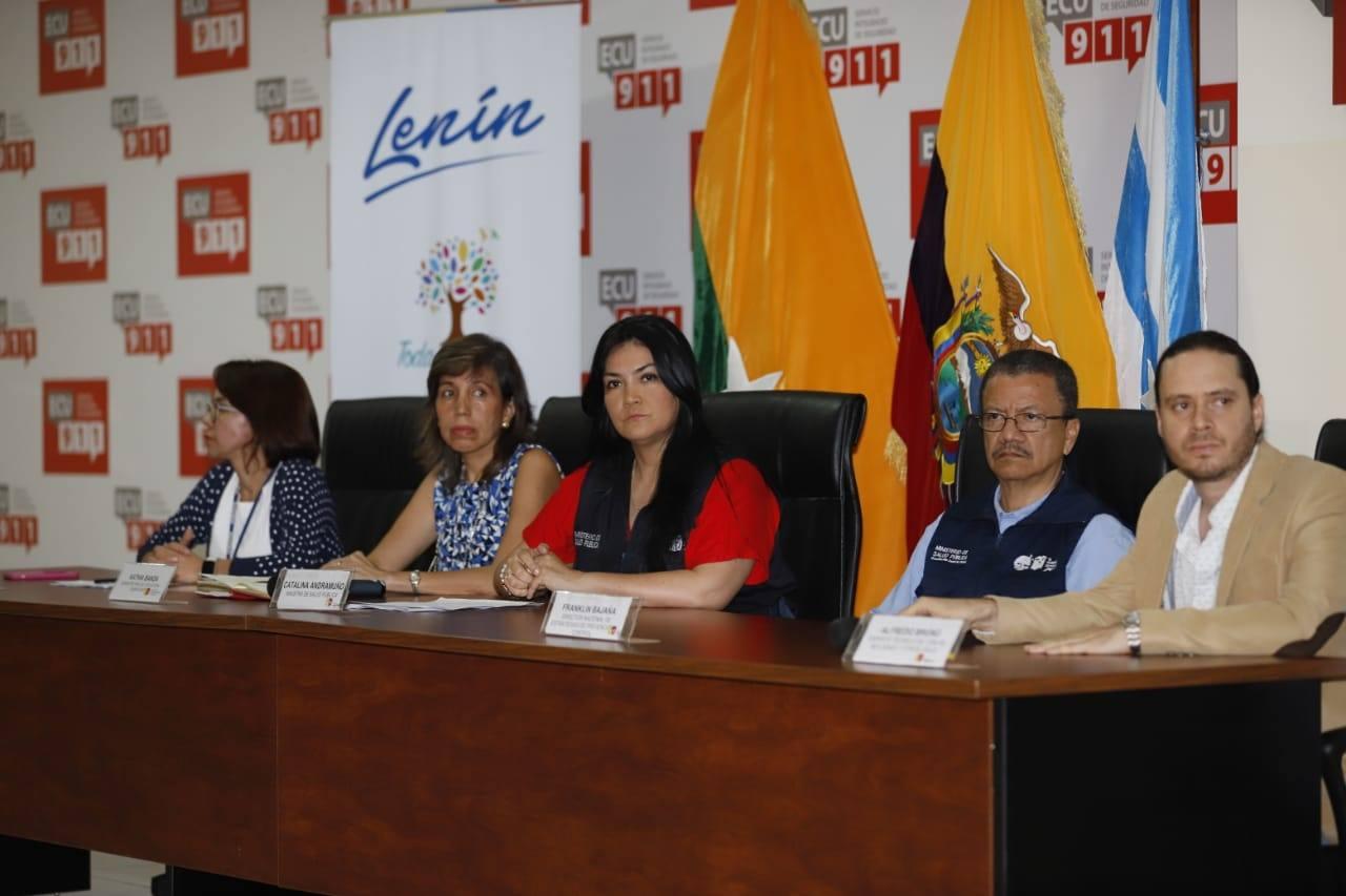 Photo of Ya van 6 casos de coronavirus en Ecuador