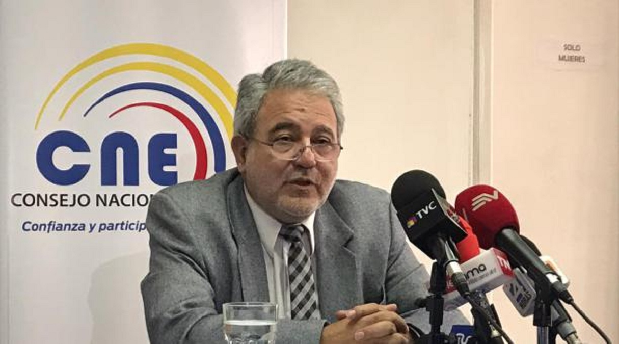 Photo of Verdesoto revela más irregularidades en caso Sobornos y plantea que consejeros electorales renuncien