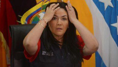 Photo of Catalina Andramuño se defiende ante la Asamblea