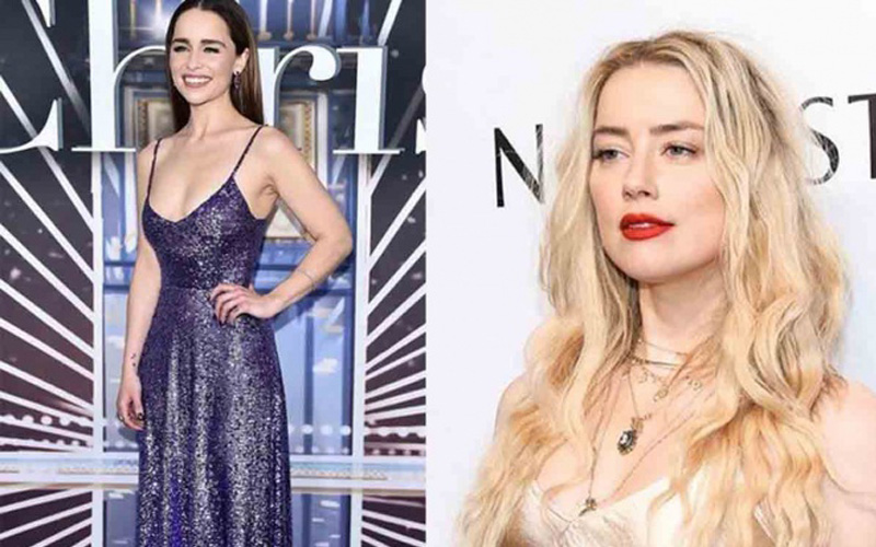 Photo of Piden que Emilia Clarke sustituya a Amber Heard en Aquaman 2