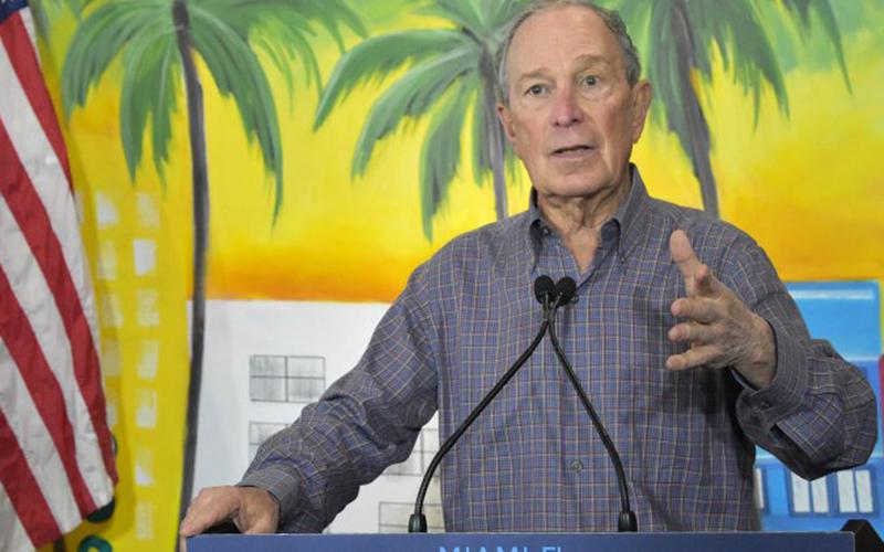 Photo of Bloomberg se retira de las primarias demócratas y respalda a Joe Biden