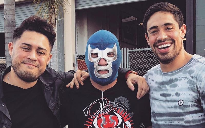 Photo of Disney apuesta por lo auténticamente mexicano con «Ultra Violet y Blue Demon»