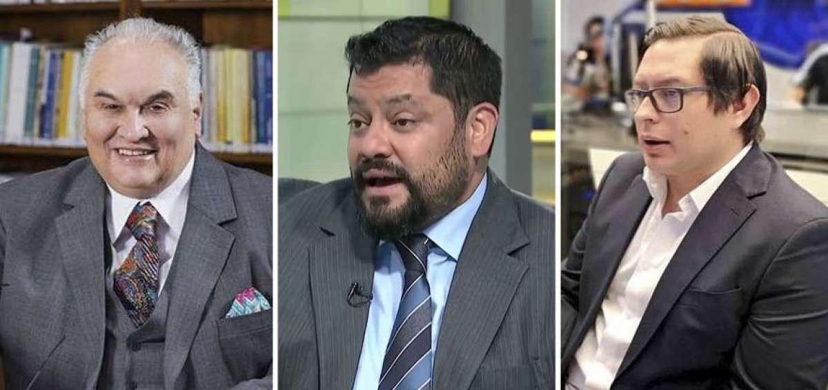 Photo of Jarrín y Alvear pasaron de asesores a defensores de Rafael Correa