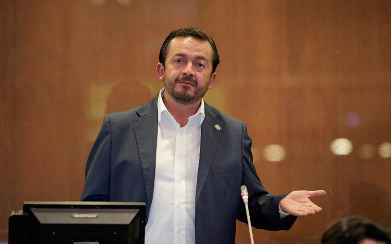 Photo of Villamar: la Asamblea no puede estar constituida por reos de la justicia
