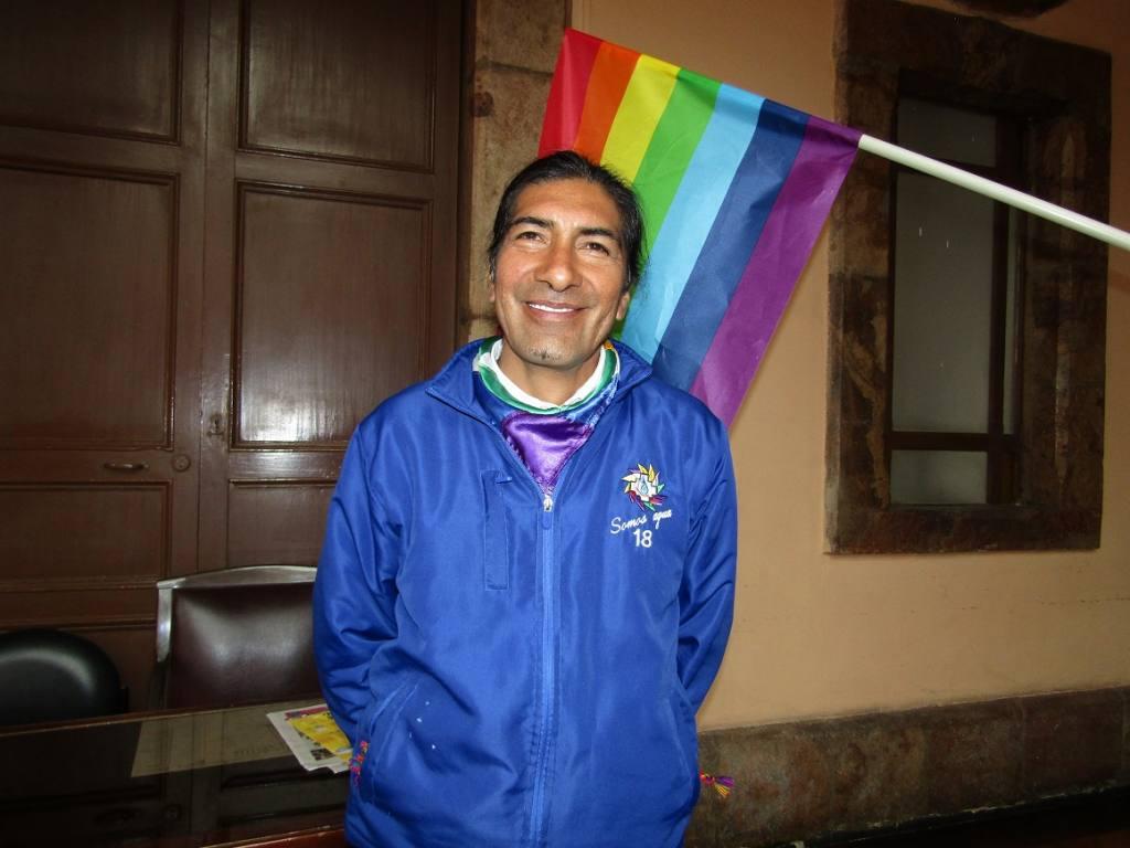 Photo of Yaku Pérez alista una marcha y una asamblea en contra de la minería