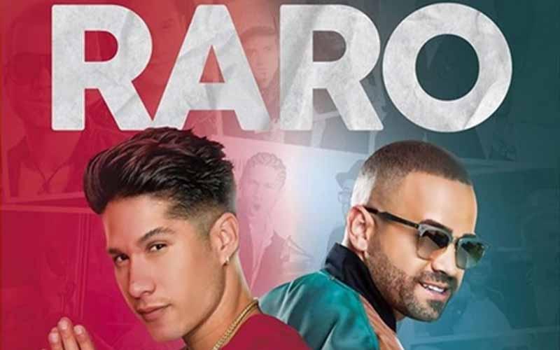 """Photo of El dúo de pop urbano favorito de Latinoamérica, Chyno & Nacho juntos una vez más para el lanzamiento de su sencillo """"Raro»"""