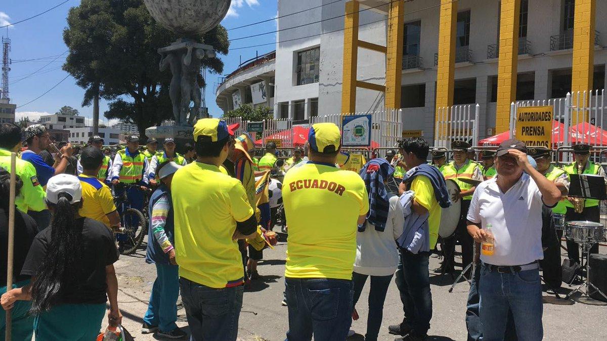 Photo of Arranca la venta las entradas para los juegos que disputará la selección ecuatoriana de fútbol en la eliminatoria